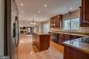 Gourmet Kitchen - 3091 WOODS COVE LN, WOODBRIDGE