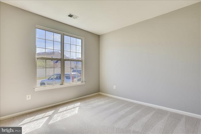 3rd Bedroom with Fresh Paint, New Carpeting - 43299 RUSH RUN TER, ASHBURN