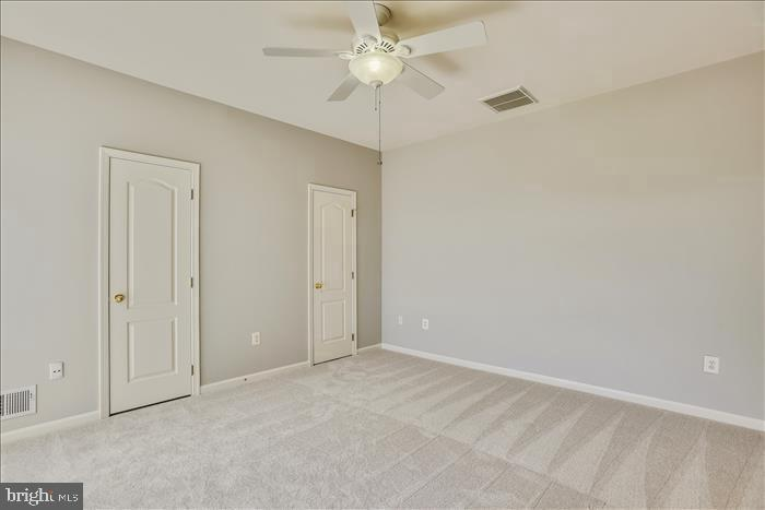 Owner's Suite with Ceiling Fan~Fresh Paint - 43299 RUSH RUN TER, ASHBURN