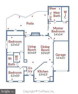 Single Level Living at its Finest - 43299 RUSH RUN TER, ASHBURN