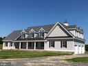 NEW FARMHOUSE STYLE  on 15 BREATHTAKING  ACRES - 38042 GREENWOOD FARM LN, PURCELLVILLE