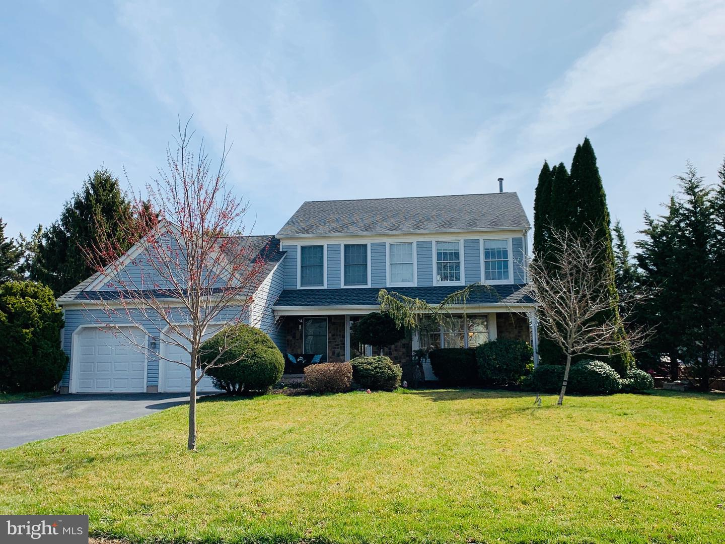 Single Family Home for Sale at 4 ADAMS Court Plainsboro, New Jersey 08536 United StatesMunicipality: Plainsboro Township
