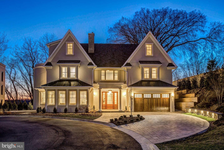 Single Family Homes para Venda às Bethesda, Maryland 20816 Estados Unidos