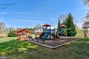 Play area - equipment conveys - 7608 MANOR HOUSE DR, FAIRFAX STATION