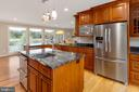 Stainless Steel Deluxe Appliances - 13108 LAUREL GLEN RD, CLIFTON