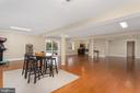Recreation Room - 13108 LAUREL GLEN RD, CLIFTON