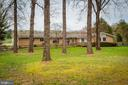 Deep, set back Lot adds Privacy - 13108 LAUREL GLEN RD, CLIFTON