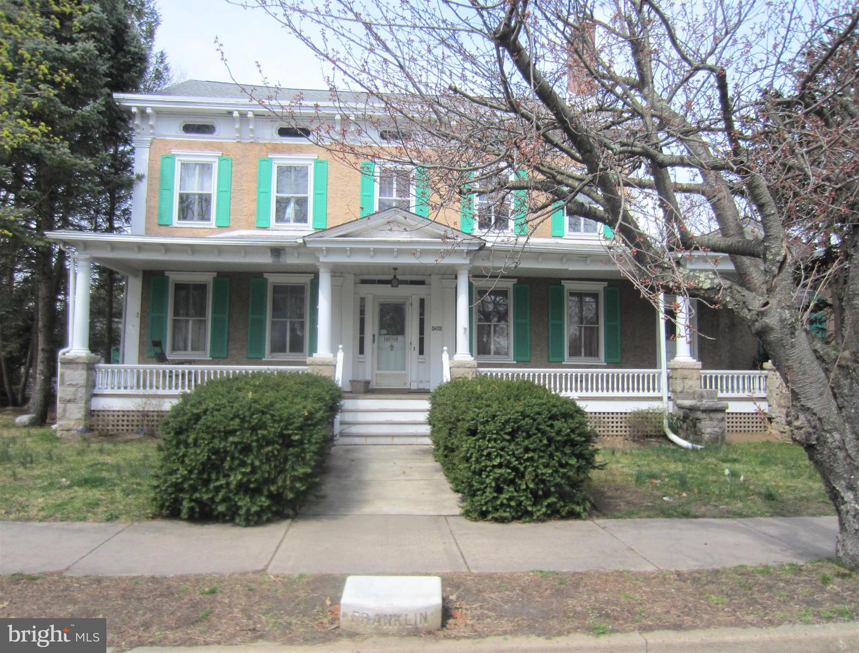 Частный односемейный дом для того Продажа на 302 SOUTH MAIN Street Hightstown, Нью-Джерси 08520 Соединенные ШтатыВ/Около: Hightstown Borough