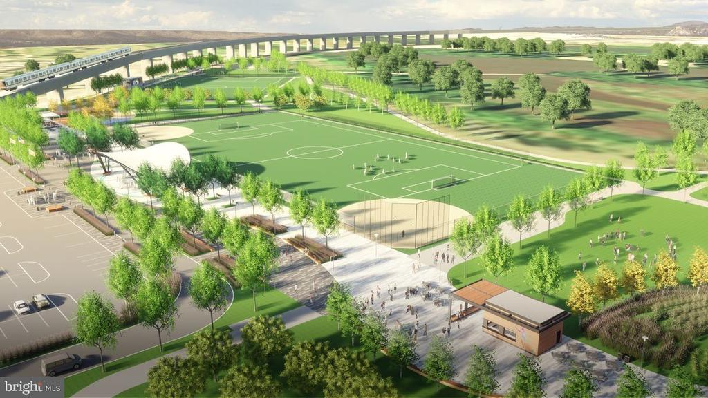 RFK youth sports fields coming only 1 block away - 415 23RD PL NE, WASHINGTON