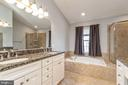 Master Bathroom - 20691 POMEROY CT, ASHBURN