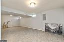 Lower level Rec Room - 20691 POMEROY CT, ASHBURN