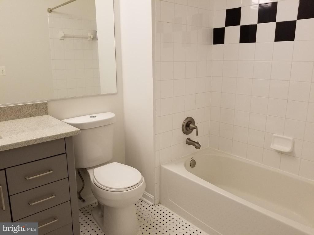 New vanity, toilet, fixtures, paint - 2791 CENTERBORO DR #185, VIENNA