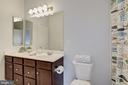 Bathroom 3 in Upper Level. - 1211 RESTON AVE, HERNDON