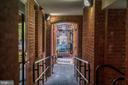 Another exit/entrance, Secure, cameras, lighted - 1745 N ST NW #208, WASHINGTON