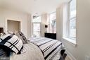 Master bedroom - 1745 N ST NW #208, WASHINGTON