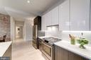 Gorgeous kitchen - 1745 N ST NW #208, WASHINGTON