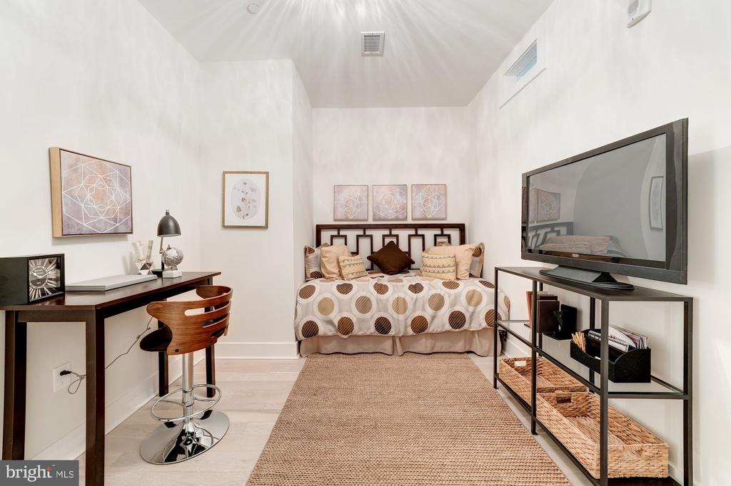 Second bedroom - 1745 N ST NW #208, WASHINGTON