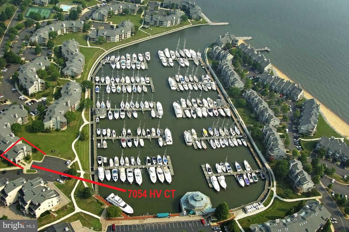 Single Family for Sale at 7054 Harbour Village Ct #l1 Annapolis, Maryland 21403 United States