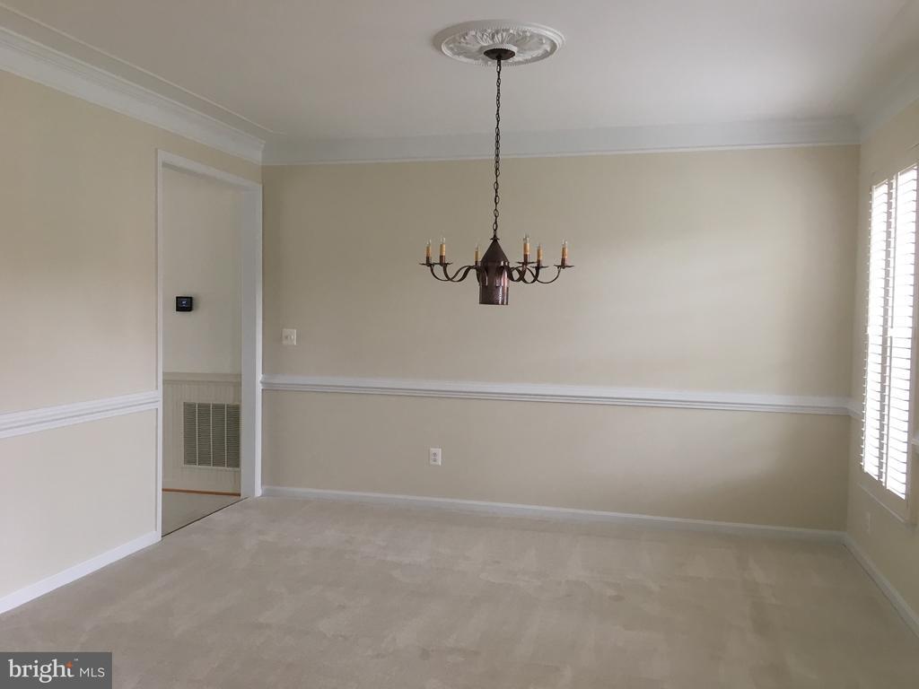 Dining Room - 15947 KENSINGTON PL, DUMFRIES