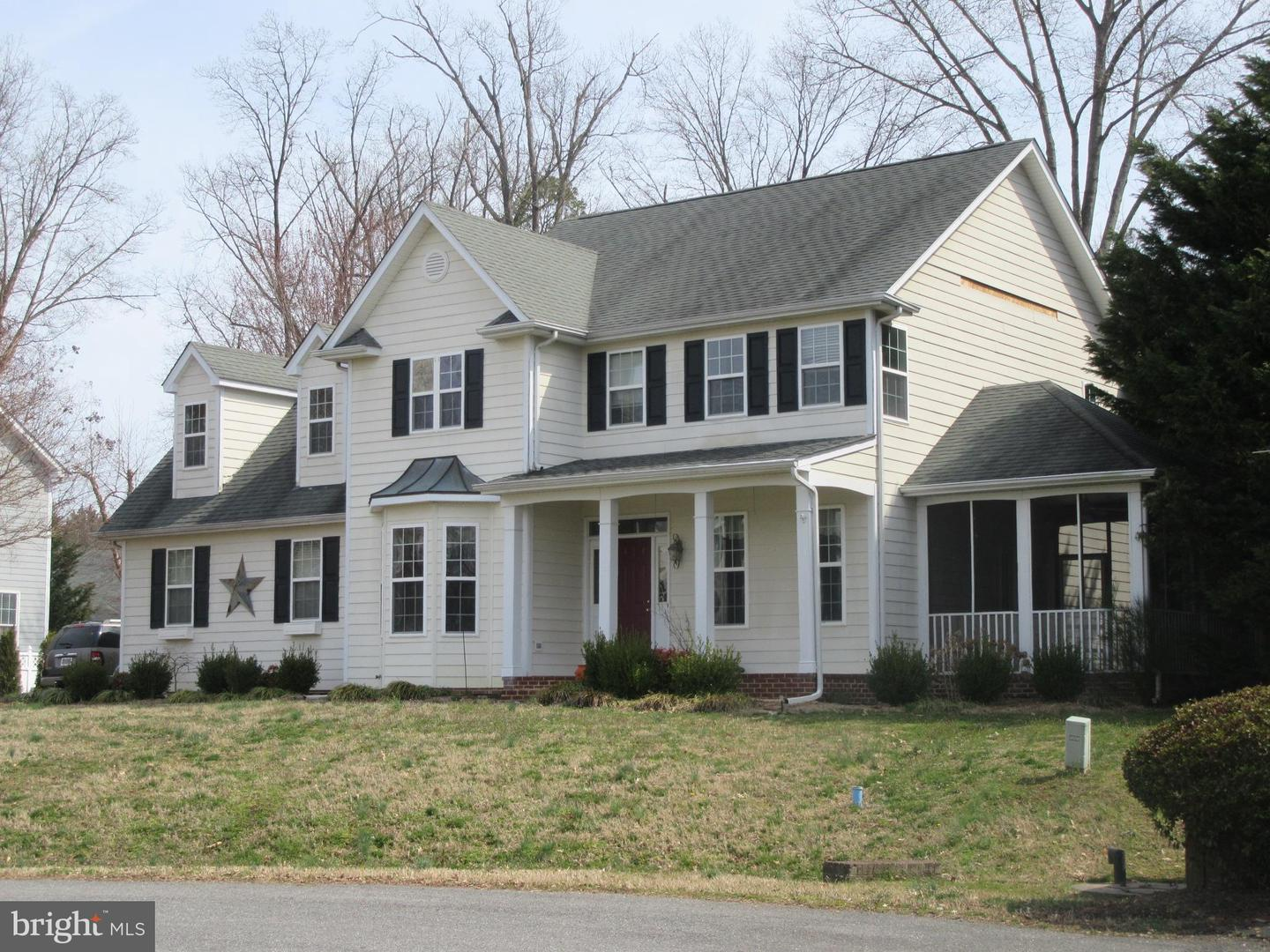 Single Family for Sale at 11615 Bachelors Hope Ct 11615 Bachelors Hope Ct Swan Point, Maryland 20645 United States