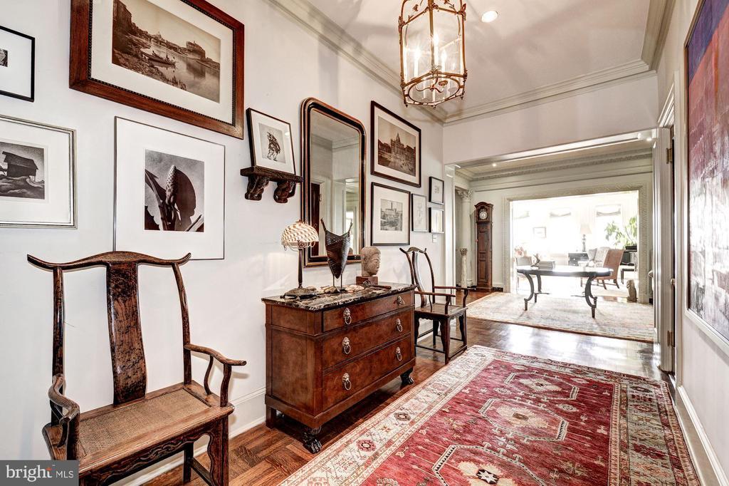 Foyer - 2029 CONNECTICUT AVE NW #71, WASHINGTON