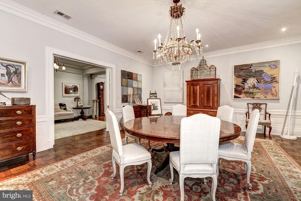 Dining room - 2029 CONNECTICUT AVE NW #71, WASHINGTON