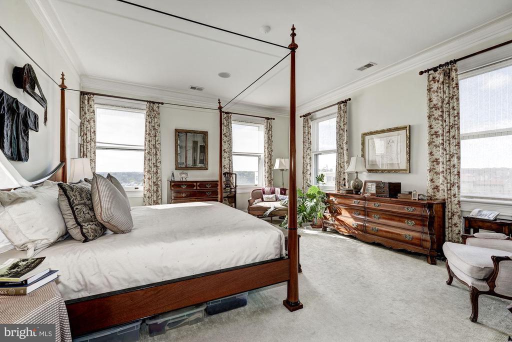 Master bedroom - 2029 CONNECTICUT AVE NW #71, WASHINGTON