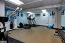 Fitness room in building - 2029 CONNECTICUT AVE NW #71, WASHINGTON