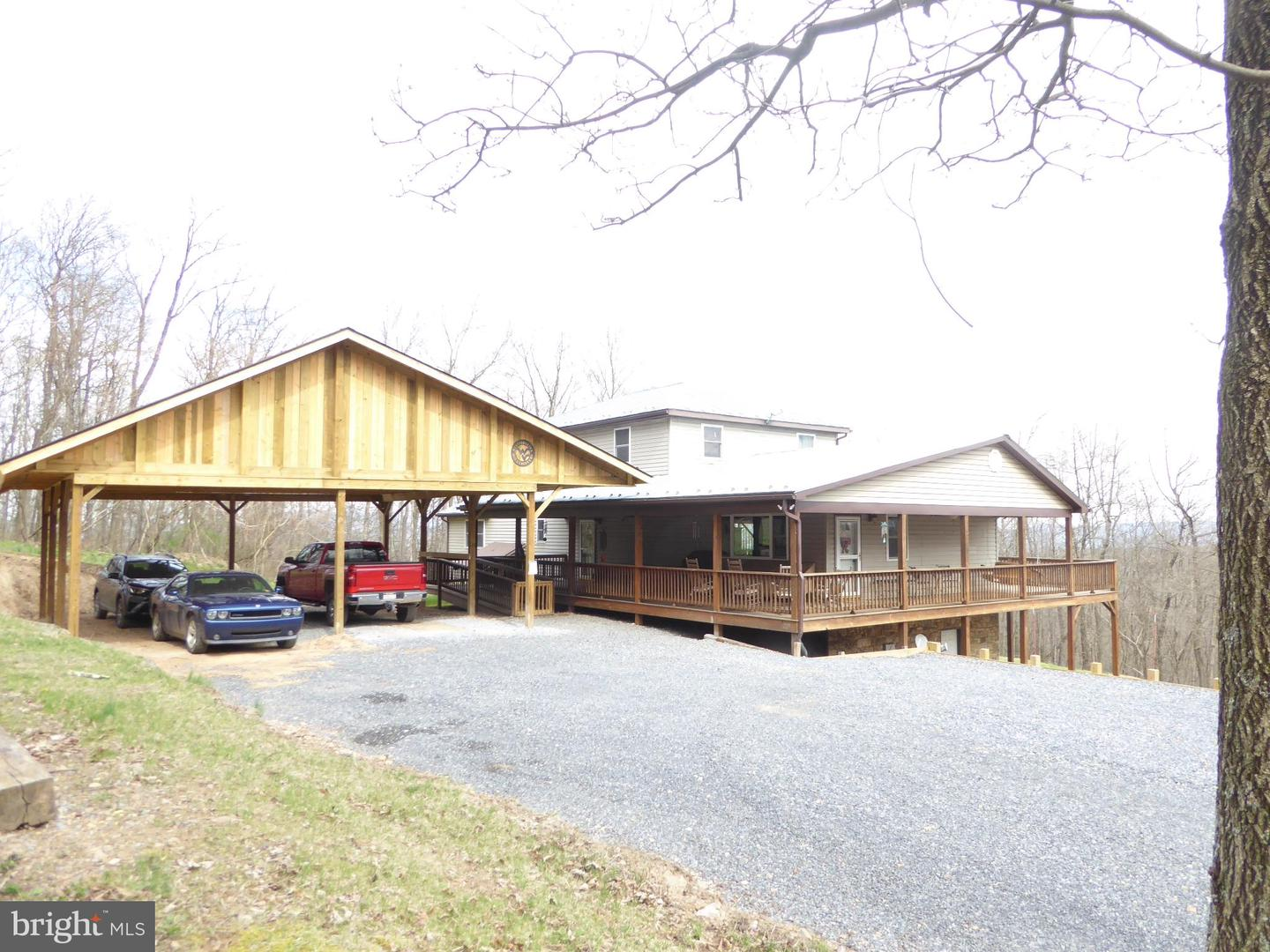 Single Family for Sale at 227 Jessies Way 227 Jessies Way Augusta, West Virginia 26704 United States