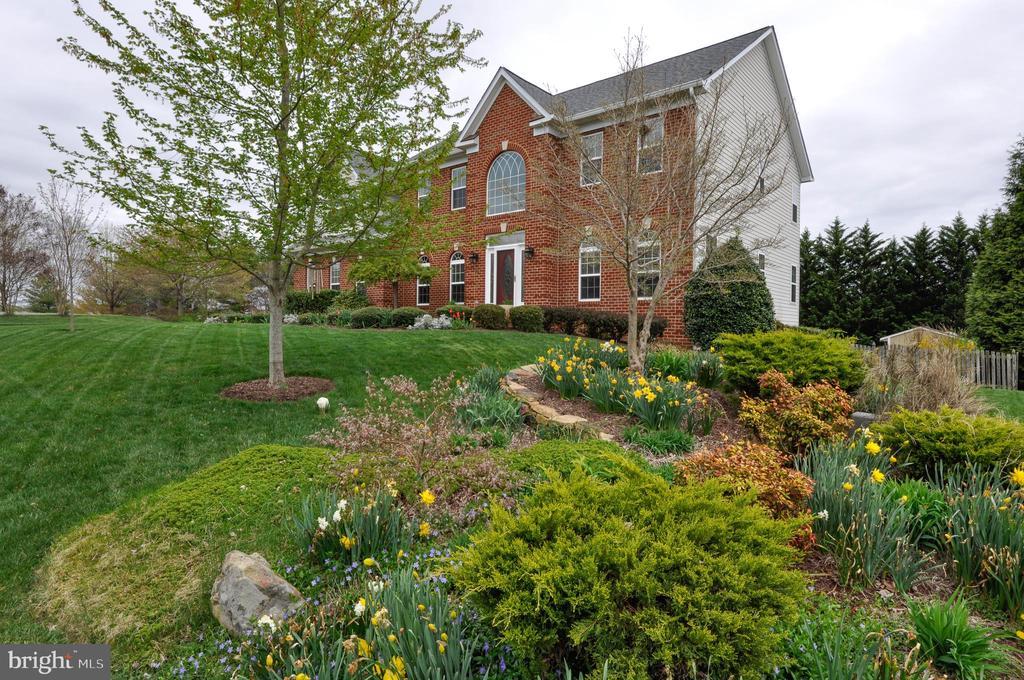 Beautifully landscaped yard - 26 PINKERTON CT, STAFFORD