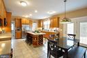 Kitchen - 26 PINKERTON CT, STAFFORD