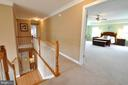 Upper hallway - 26 PINKERTON CT, STAFFORD