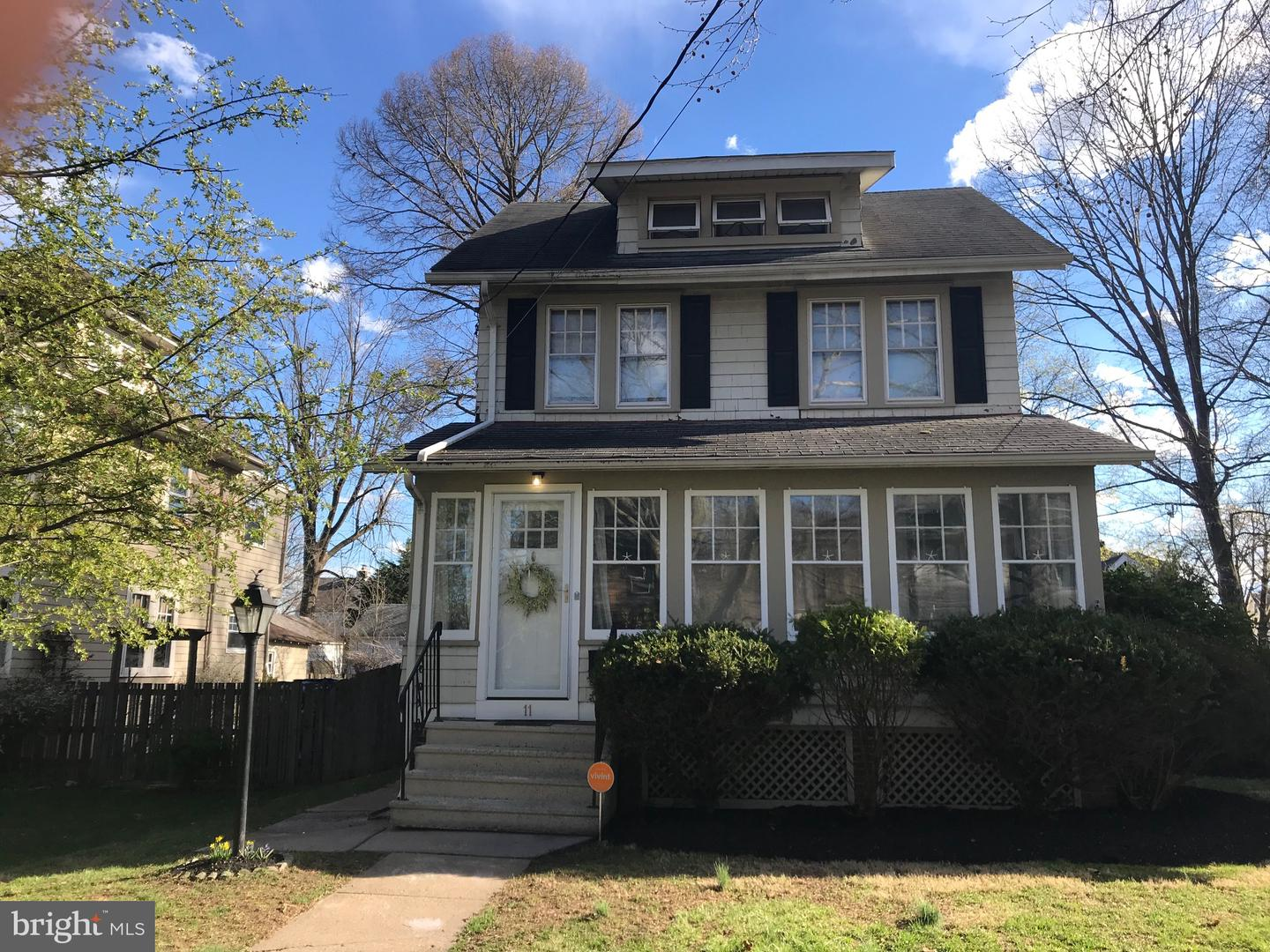 Single Family Home for Sale at 11 DEVON Lawrenceville, New Jersey 08648 United StatesMunicipality: Lawrence Township