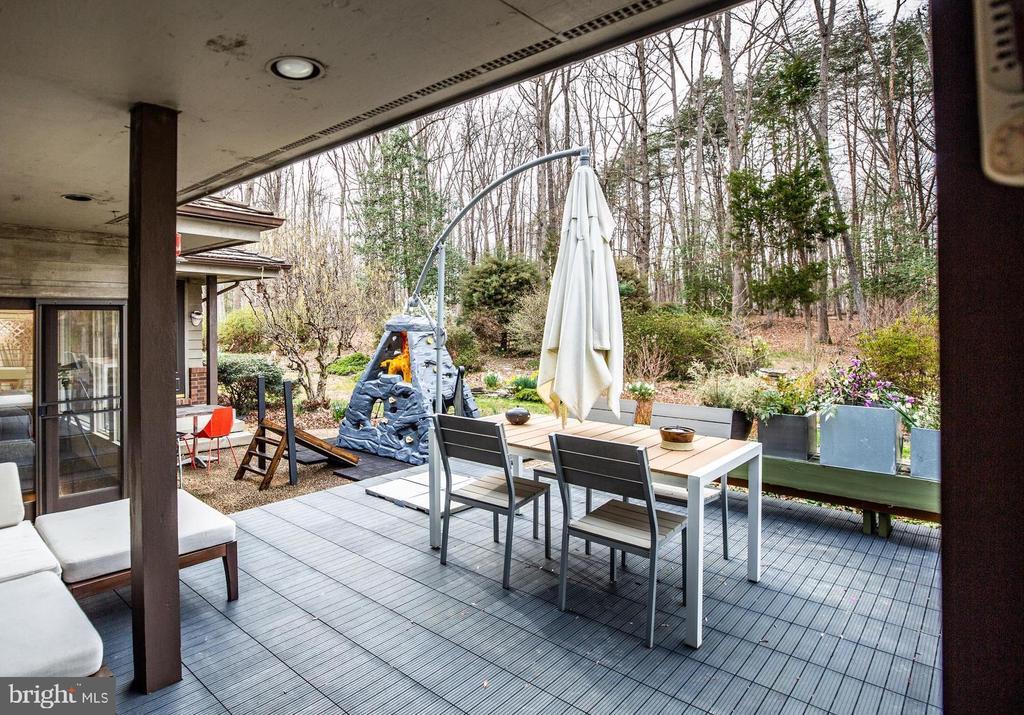 Backyard Oasis - 9 OLDE PLANTATION DR, FREDERICKSBURG
