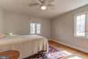 Bedroom with 2 exposures. - 7007 PARTRIDGE PL, HYATTSVILLE
