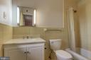 Master bathroom. - 7007 PARTRIDGE PL, HYATTSVILLE