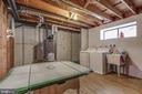 Spacious laundry room. - 7007 PARTRIDGE PL, HYATTSVILLE