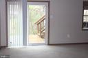Sliding glass basement - 13 HARRY CT, STAFFORD