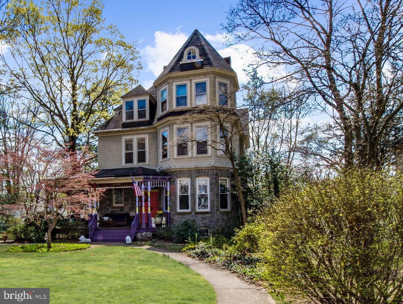 Частный односемейный дом для того Продажа на 416 LIPPINCOTT Avenue Riverton, Нью-Джерси 08077 Соединенные Штаты