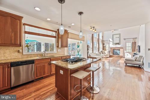 Kitchen - 11303 MARLBORO RIDGE RD, UPPER MARLBORO