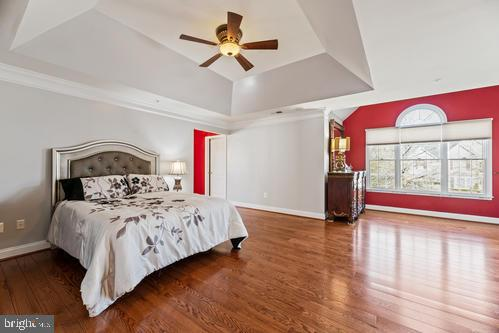 Master Bedroom - 11303 MARLBORO RIDGE RD, UPPER MARLBORO