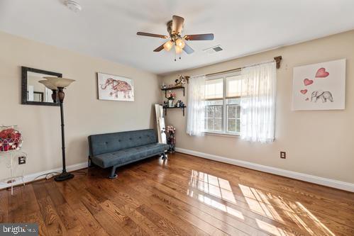 Bedroom3 - 11303 MARLBORO RIDGE RD, UPPER MARLBORO