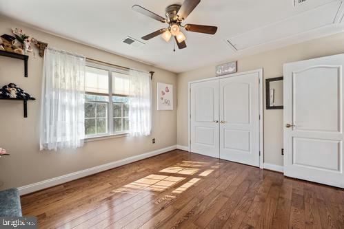 Bedroom 3 - 11303 MARLBORO RIDGE RD, UPPER MARLBORO