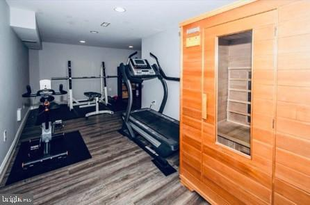 Ideal space for your gym or other hobbies - 14974 MERRITT FARM LN, LEESBURG