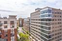 View from living room - 1201 N GARFIELD ST #PH06, ARLINGTON