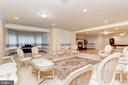 Entertaining/ Gathering /Family Rm w/Walk-out - 11536 MANORSTONE LN, COLUMBIA