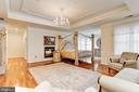 Master Suite and Dressing Area - 11536 MANORSTONE LN, COLUMBIA
