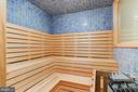 Sauna, Seats Six - 11536 MANORSTONE LN, COLUMBIA