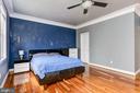 En-suite Bedroom 3 - 11536 MANORSTONE LN, COLUMBIA