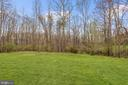 Private Rear Lawn - 11536 MANORSTONE LN, COLUMBIA